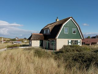 Spacious Villa in Vlieland with Terrace