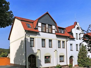 Comfortably furnished apartment in the wild and romantic Bode valley in the Harz