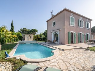 Detached villa in beautiful Carcassonne