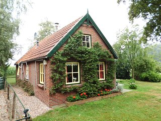 Charming detached holiday home in beautiful hiking and cycling area