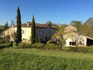 Gite Le Mauzac in 250 year old wine