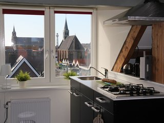 Modern Apartment near Sea in Egmond aan Zee