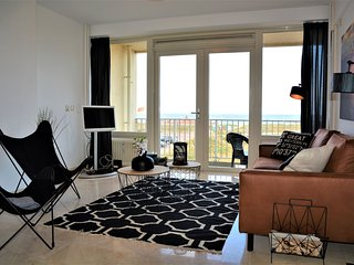 Lovely apartment with sea view at 100 meters from the Noordwijk beach