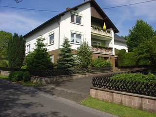 Comfortable Apartment in Wilsecker near the Forest