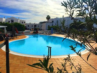 Comfortable duplex in Costa Teguise, near the beach and restaurants