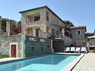 Luxurious Villa In Saint-Ambroix With Swimming Pool