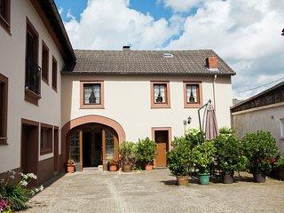 A holiday home on a farm in the beautiful Eifel.