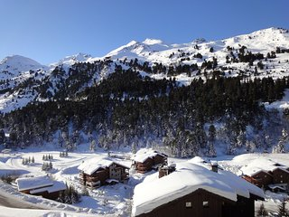 Spacious Aparment situated in Meribel with Balcony