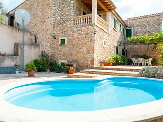 SES ROQUES - Villa for 6 people in Santa Maria del Cami.