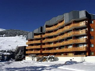 Cozy studio with balcony, 500 m from the center and ski lift