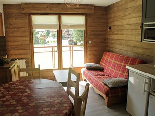 Cozy and comfortable apartment only 500 m from the ski lifts