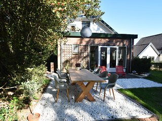Characteristic holiday home with a view in the heart of Schoorl with a garden