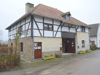 Charming half-timbered house, quietly located with private garden near Maastrich