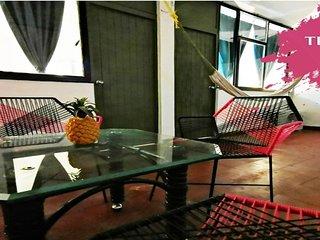 Tropicus 06 zona Romantica Habitacion Suite con Terraza