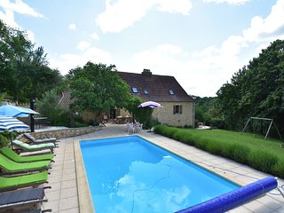 Stunning Holiday Home in Busse with Swimming Pool