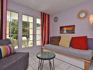 Lovely Apartment in Moliets-et-Maa France with Swimming Pool