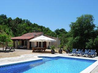 Peaceful Villa in Santa Cristina d'Aro with Swimming Pool