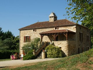 Magnificent country house with authentic atmosphere in Prats-du-Périgord