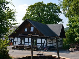 Large holiday home on an estate in the Sauerland, near Hennesee