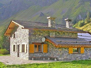 Large Chalet in Champagny-en-Vanoise near Paradiski Ski Area