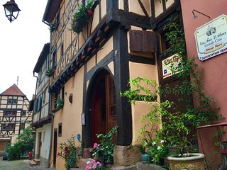 A Vintage Apartment in Riquewihr with Terrace