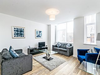 Residential Estates - Two bed Apartment City Suites sleeps 6