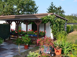 Quaint Holiday Home near Forest in Blankenburg