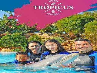 Tropicus 05 zona Romantica Habitacion Suite con Terraza y Cocina