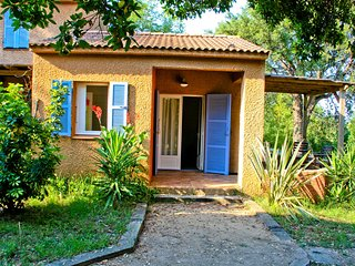 Beautiful Holiday Home in Poggio-Mezzana, 150 m from Beach