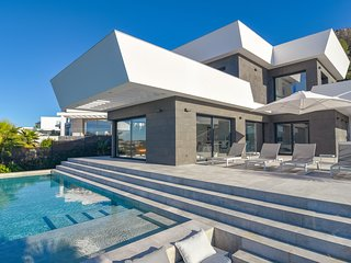 Modern Villa in Javea with Private Pool