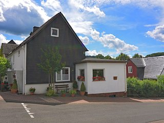Small, modern apartment on the ground floor near Willingen with private terrace