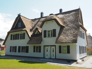 Fairy tale holdiay home in Rerik with terrace and garden