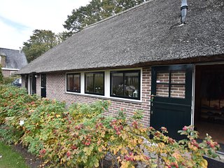 Lovely apartment with nice, vast views located in Dwingeloo - dogs welcome!