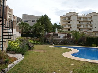 Serene Apartment in Altea with Swimming Pool