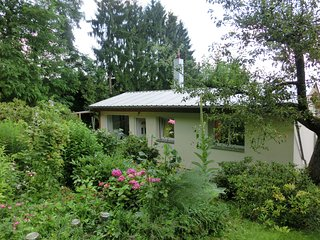 Cozy Holiday Home in Wernigerode with Private Garden