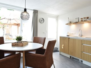 Nice holiday home with sauna and wonderful lounge corner