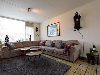 Neatly furnished home just 800 metres from the wide sandy beaches of Noordwijk