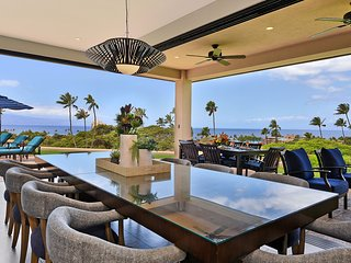 Magnificent Ocean Views from this Luxury Home in  Kaanapali ! Sleeps 10