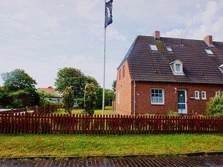 Ferienhaus Oosterhus - Dein Haus auf Langeoog