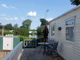 Coghurst holiday park Hastings East Sussex - Anglers rest