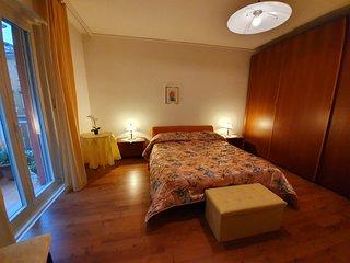 Flowers Rooms - camera con terrazzo