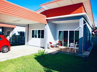 Sweet home near NaiHarn beach