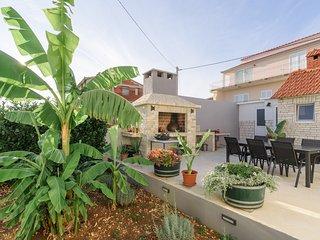 New, modern house near Trogir