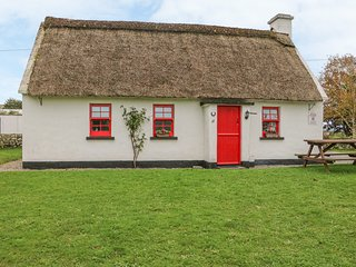 NO. 11 TIPPERARY THATCHED COTTAGE, detached, open fire, character cottage, in
