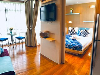 Light&Bright apartment at Patong