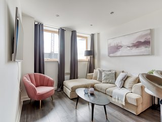 Urban Oasis|Modern & Stylish | Your Glasgow City Centre Home| Walk Everywhere