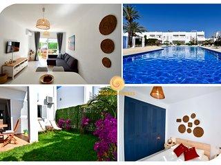 Casa Marinas - Tu hogar con jardín privado!