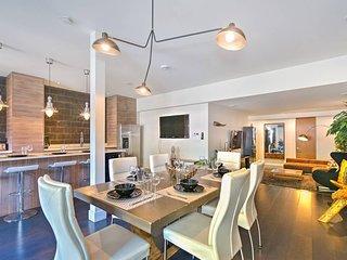 Plateau Amazing Modern penthouse Patio LivMTL 5 ★⚡️