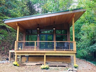 French Broad Chalet
