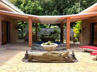 Studio Moonlight - Punaauia - Tahiti - pool - A/C - Wi-Fi - 2 persons